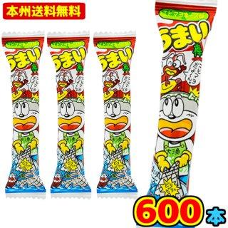 (本州一部送料無料)やおきん うまい棒エビマヨ味(30×20)600入 (Y14)(ケース販売)。