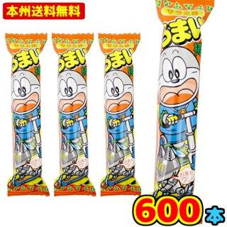 (本州一部送料無料)やおきん うまい棒サラミ味(30×20)600入 (Y14)(ケース販売)。