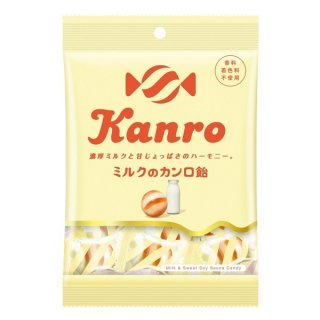 カンロ ミルクのカンロ飴 6入。