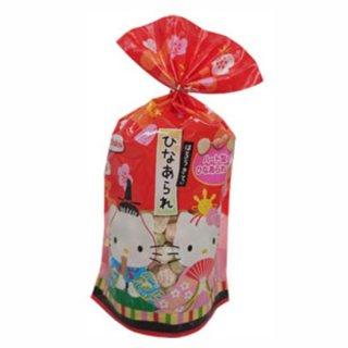 栗山米菓 巾着 ハローキティ ひなあられ 70g×20袋入 (ひなまつり)。