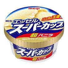 明治乳業 エッセルスーパーカップ超バニラ 24入(冷凍)