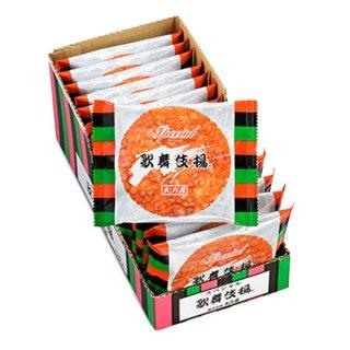 (本州一部送料無料)天乃屋 スペシャル歌舞伎揚 (15×6)90入 (ケース販売)(Y10)。