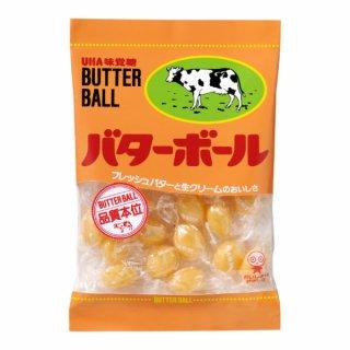 味覚糖 バターボール 6入。