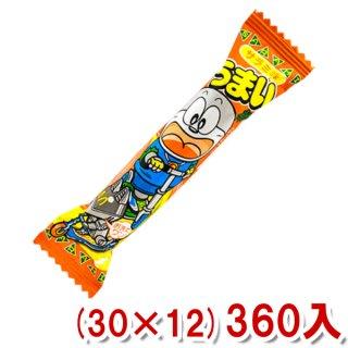 (本州一部送料無料)やおきん うまい棒サラミ味(30×12)360入 (Y12)。