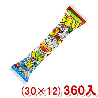 (本州一部送料無料)やおきん うまい棒エビマヨ味(30×12)360入 (Y12)。