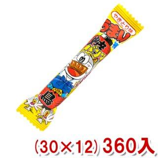 (本州一部送料無料)やおきん うまい棒やきとり味 (30×12)360入 (Y12)。