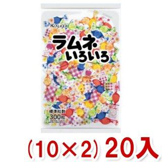 (本州一部送料無料) 春日井 720g ラムネいろいろ (10×2)20入 (Y16)(2ケース販売)。