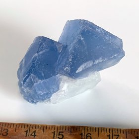 ビンガム産母岩付き標本