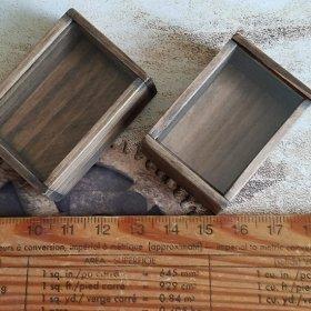 スライドふたミニ標本箱
