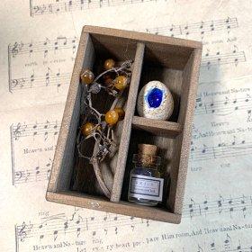 小さな標本箱
