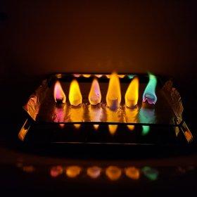 炎色反応実験キット