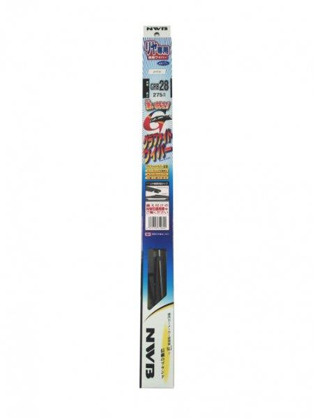 GRA25 リヤ専用 グラファイト樹脂ワイパー 250mm