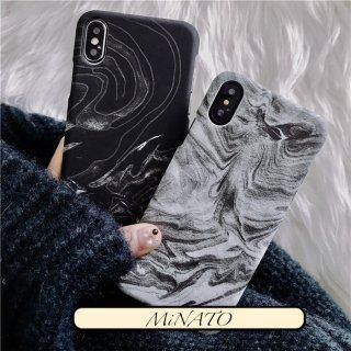 大理石調 黒 白 スマホ 新作 iPhone XS-XS-M-X XR X ケース カバー