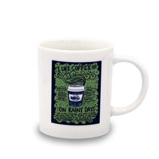 【オリジナル商品】マグカップ 「I LIKE COFFEE」