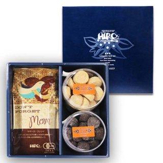 【母の日限定】選べるクッキー2種類と限定マザーズブレンドセット(送料無料)