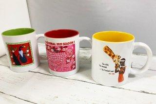 【アフリカ物語5】アフリカンコーヒーと選べるオリジナルアフリカンマグカップ