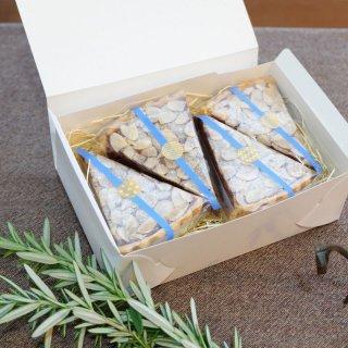 しまなみレモンとチョコのタルト(1カット)