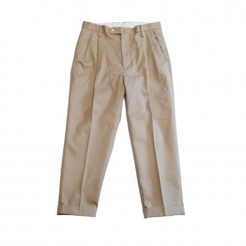 <img class='new_mark_img1' src='https://img.shop-pro.jp/img/new/icons11.gif' style='border:none;display:inline;margin:0px;padding:0px;width:auto;' />Y.O.N. / STANDARD TROUSERS