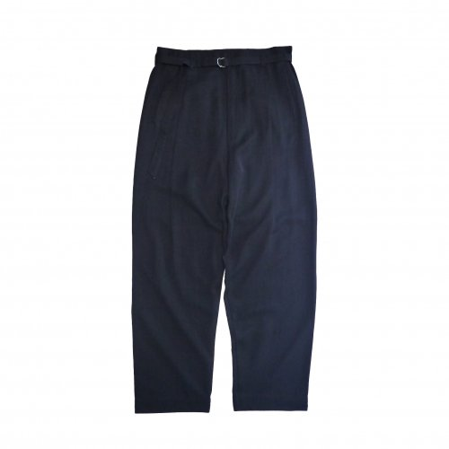 EASY TO WEAR / LINEN STRAIGHT PANTS