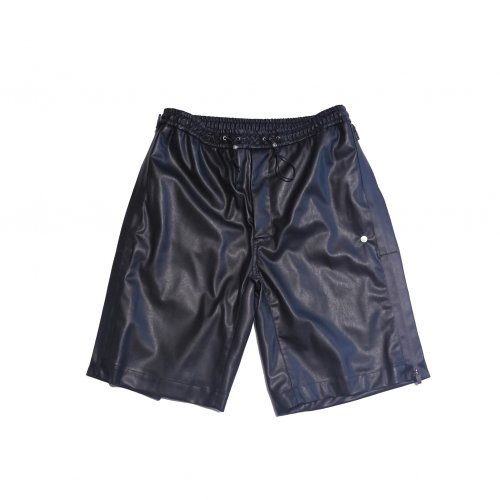 <img class='new_mark_img1' src='https://img.shop-pro.jp/img/new/icons11.gif' style='border:none;display:inline;margin:0px;padding:0px;width:auto;' />NULABEL / LEATHER SHORTS
