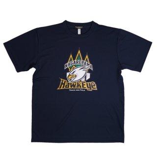 【陸上クラブ用】ホークアイ ドッカンロゴ Tシャツ オリジナル