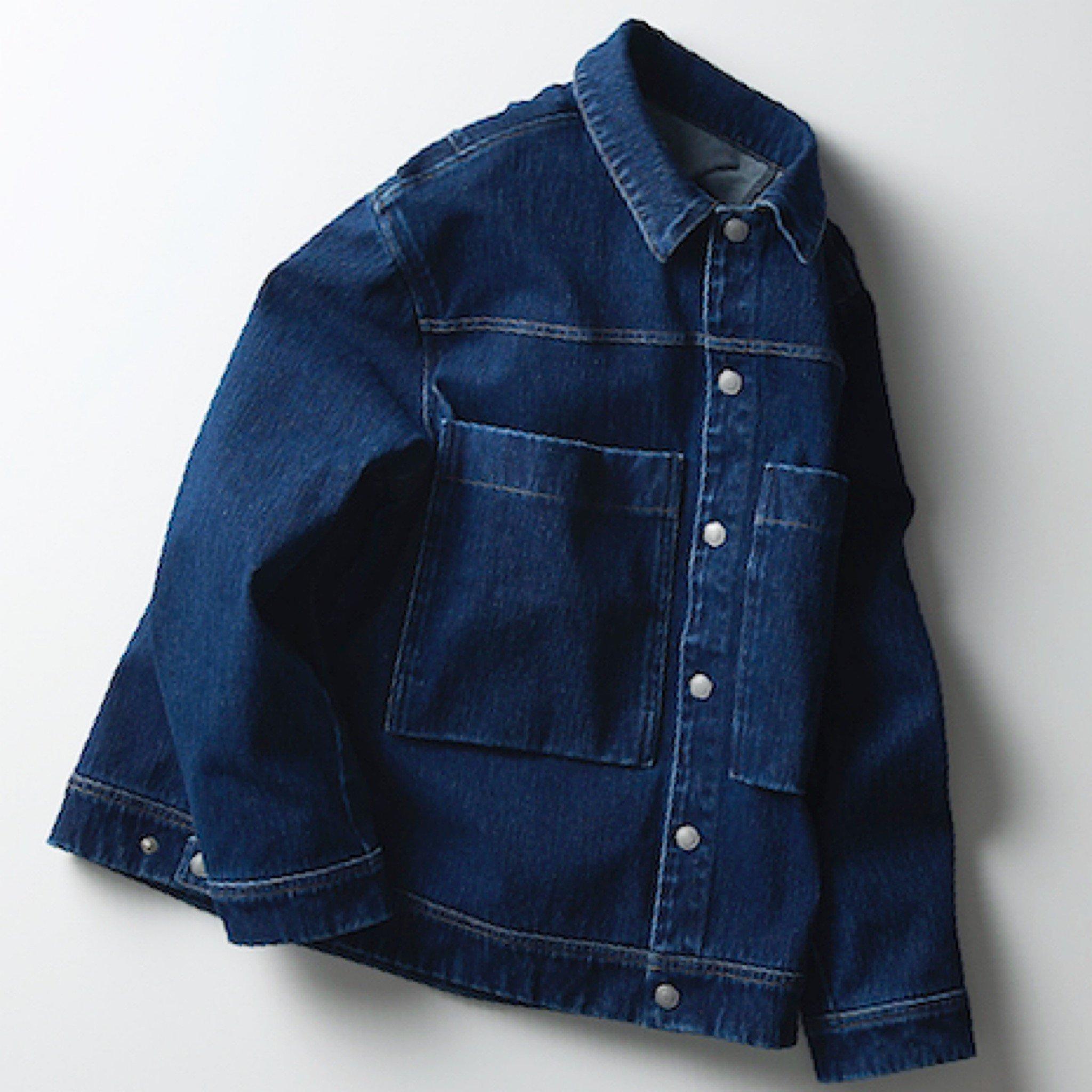 【CURLY】<br>マザリントラッカージャケット