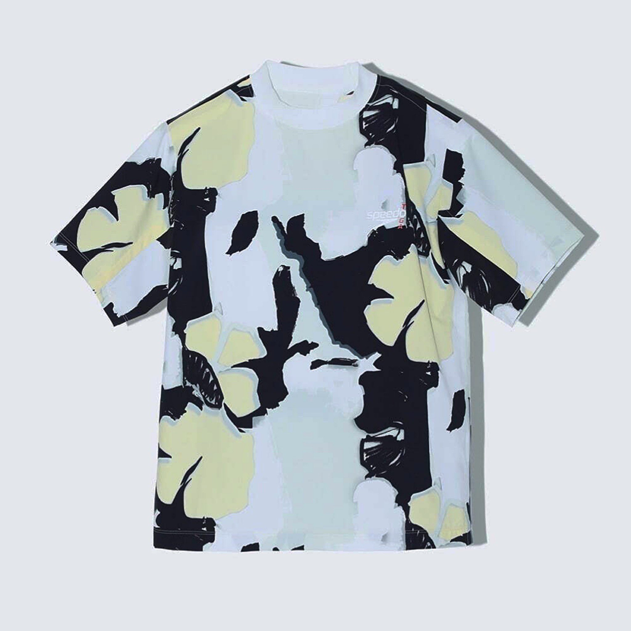 【TOGA×SPEEDO】<br>プリントT-シャツ