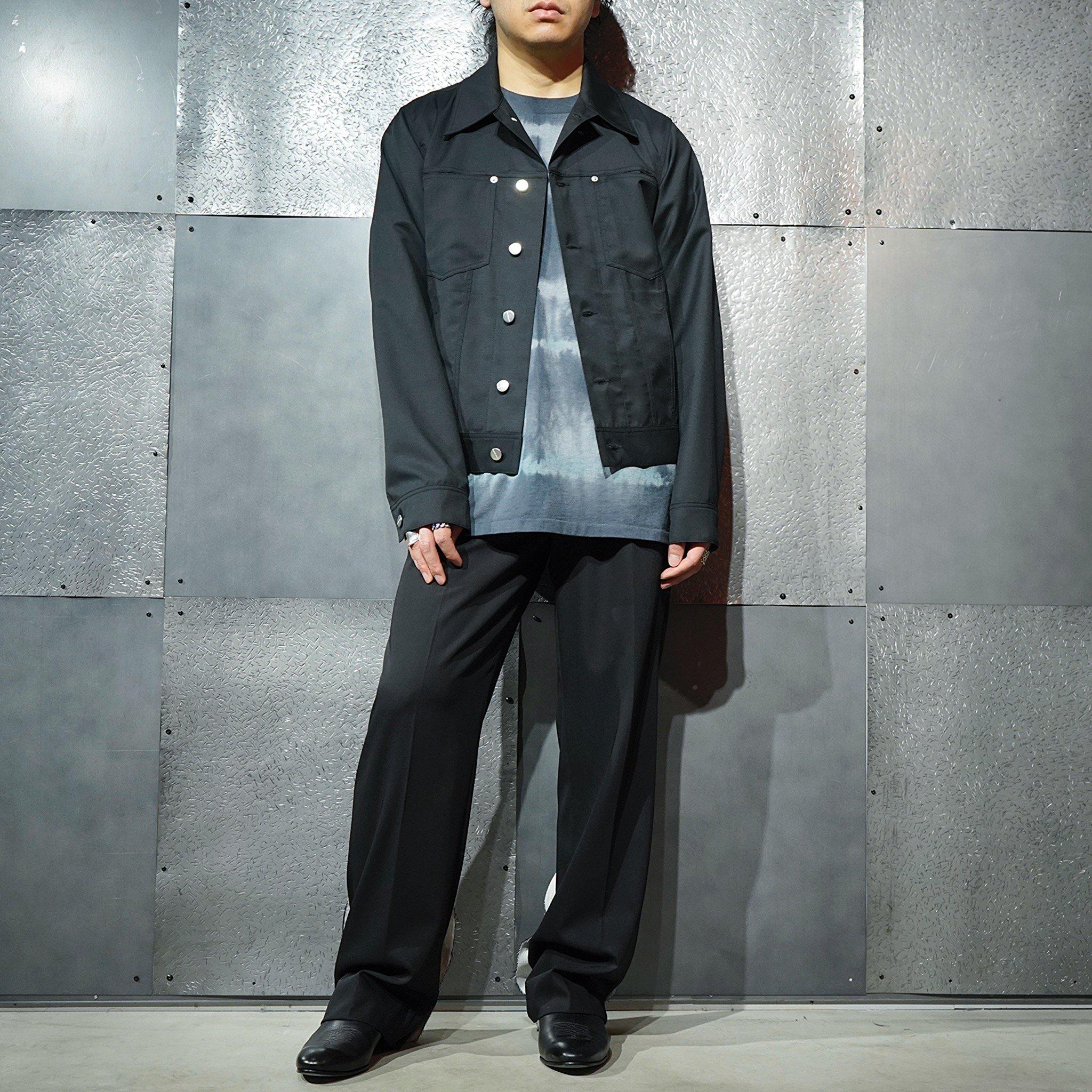 【NAMACHEKO】<br>ウールトラッカージャケット