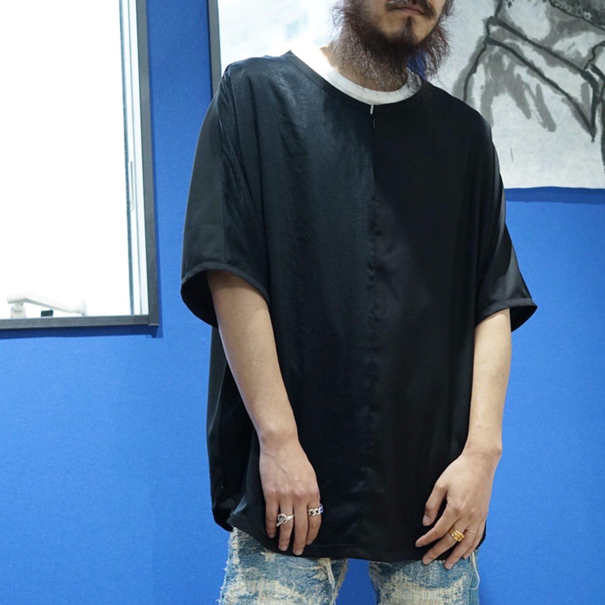 【PRASTHANA】<br>スリックシャツ ディスコード