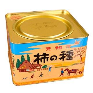 元祖浪花屋 柿の種 27g×12袋 進物缶