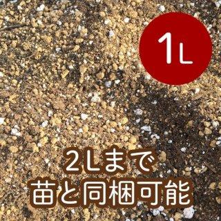 多肉植物の土 1L