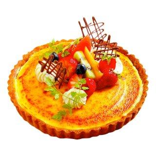 35 ベイクド・チーズケーキ(16cm)【店頭お渡し品】