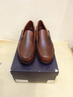 新品 Brooks Brothers ヴァンプローファー ブラウン size 9D
