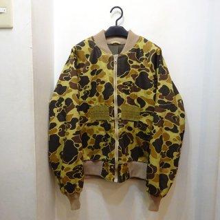 80's Fieldline Reversible Huniting Jacket Made in U.S.A