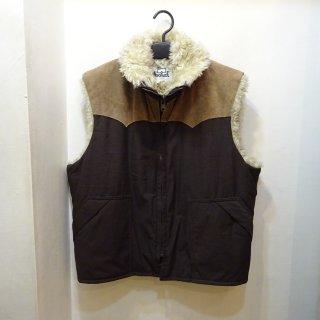 80's Woolrich Western Boa Vest size XL