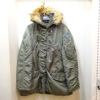 Late 50's U.S.AIR FORCE N-3B フライトジャケット size M