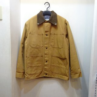 Late 60's Madewell Brown Duck Coverall with Blanket Lining