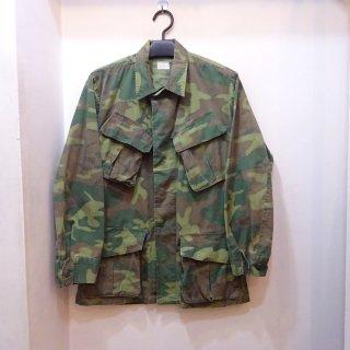 60's U.S.ARMY リップストップ ジャングルファティーグジャケット グリーンリーフ