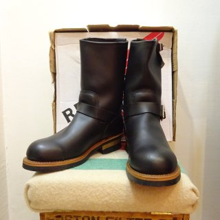 Dead Stock RED WING PT99 2268 Engineer Boots size 8 D