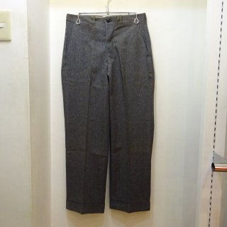 Dead Stock 50's TEST Black Chambray Work Pants