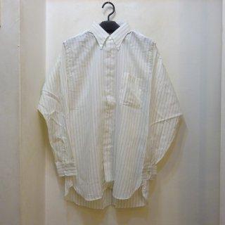 Dead Stock 70's Career Club Stripe B.D Shirts
