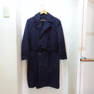 1967y U.S.NAVY Trench Coat size S Regular