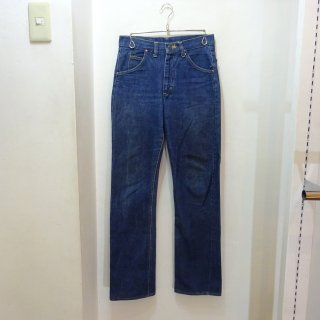 Late 70's Lee 200-0149 Denim Pants