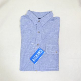 Dead Stock 90's LAND'S END Cotton Oxford Shirts