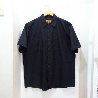 新品 REDKAP ショートスリーブ ワークシャツ size XL 黒