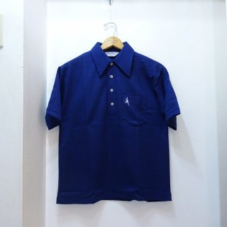 Dead Stock 70's TOPS ALL Polo Shirts size M