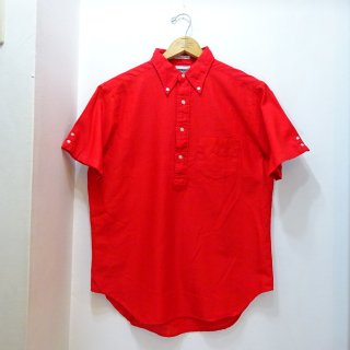 60's HOWARD Pullover Oxford B.D Shirts size M