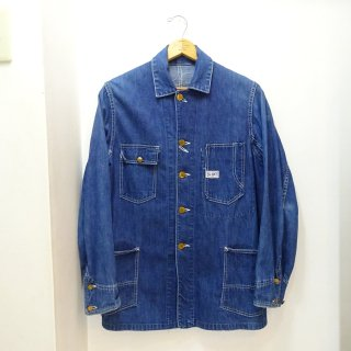 40's BIG SMITH Denim Coverall size about 38