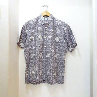 90's Reyn Spooner Pullover Hawaiian Shirts size M