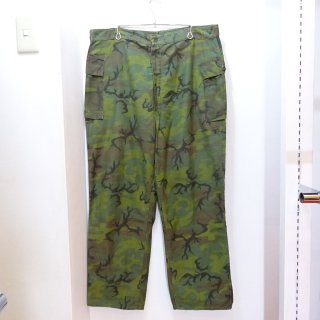 50's Vintage Civilian EDRL Pattern Cotton M-43 Field Pants size W40